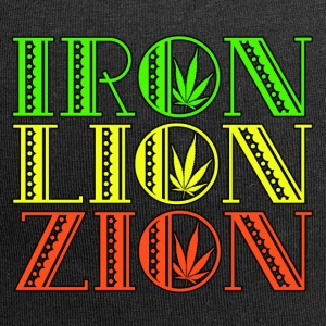 Iron Lion Zion - Beanie in jersey