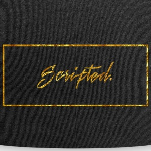 Scipted. Box oro logo - Beanie in jersey