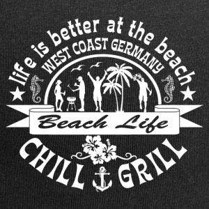 Chill Grill West Coast - Jersey Beanie