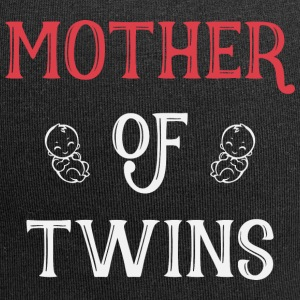 Mother of Twins muttertag - Jersey-Beanie