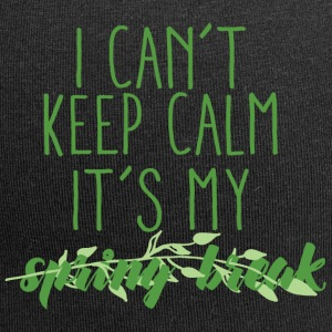 Spring Break / Spring Break: I Can not Keep Calm. to - Czapka krasnal z dżerseju