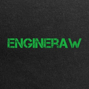 Engineraw - Bonnet en jersey