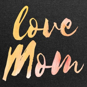 Love Mom - Jersey Beanie