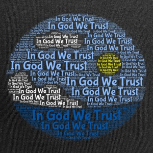In God We Trust med Tagul Style - Jersey-Beanie