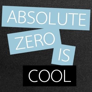Absolute zero is cool - Jersey Beanie