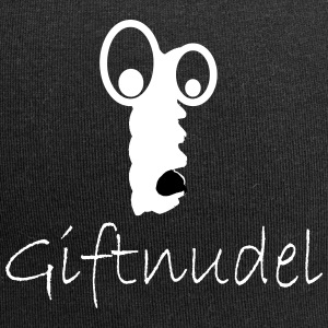 Giftnudel - Jersey-Beanie