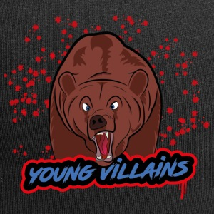 Bear young villains - Jersey Beanie