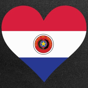 A Heart For Paraguay - Jersey Beanie