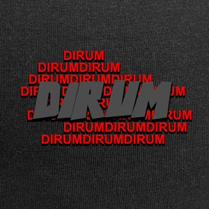 tshirt Dirum - Beanie in jersey