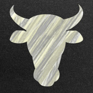 Bull for man - Beanie in jersey