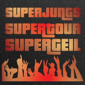 Clubtour: Superjungs - Supertour - Supergeil - Jersey-Beanie
