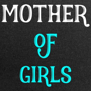 Mother of GIRLS mother's day gift - Jersey Beanie
