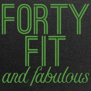 40-årsdag: Forty Fit And Fabulous - Jerseymössa