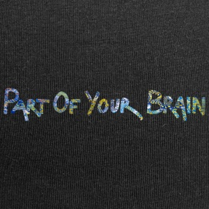 Part Of Your Brain - Jersey Beanie