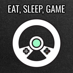 Game / Gamer / Games: Eat, Sleep, Game - Jersey-Beanie