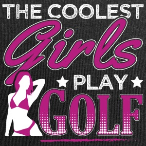 RAGAZZE COOLESTPricesin Giocare a golf - Beanie in jersey