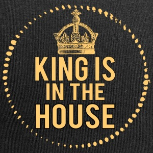 King is in the house! - Jersey Beanie