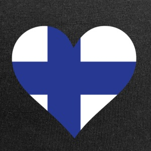 A Heart For Finland - Jersey Beanie
