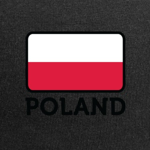 National Flag Of Poland - Jersey-Beanie