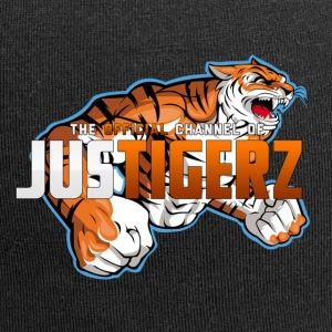 T-Shirt logo Just TiG3Rz - Beanie in jersey
