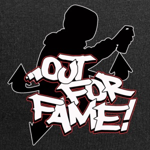 Out For Fame Old School Graffiti T-Shirt - Jersey-Beanie