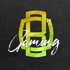 OB Gaming / Hvid bogstaver - Jersey-Beanie