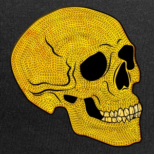 YellowSkull - Bonnet en jersey