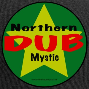Northern Dub Mystic Logo - Beanie in jersey