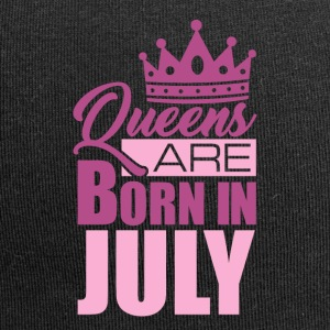 Queens are born in JULY - Jersey Beanie