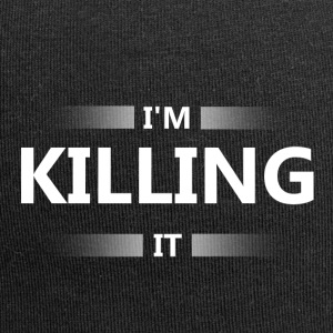 I'm killing it - Jersey Beanie