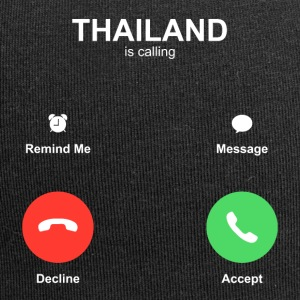 THAILAND is calling - Jersey-Beanie