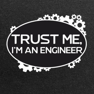 Trust me I'm an engineer - Jersey-Beanie