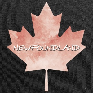 Newfoundland Maple Leaf - Jersey Beanie