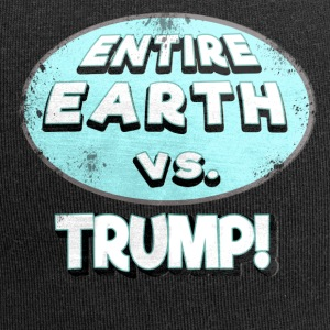 ENTIRE EARTH AGAINST TRUMP - Jersey Beanie