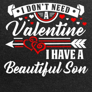 Valentine's Day - Son T-shirt and hoodie - Jersey Beanie