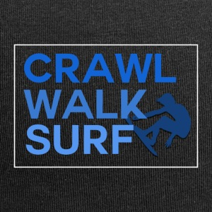 Crawl Walk Surf - Jersey Beanie