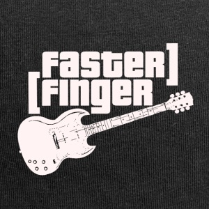 Faster Finger - Music ! - Jersey-Beanie