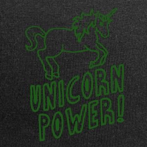 Unicorn - Power! - Jersey Beanie
