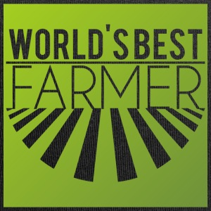 Farmer / Farmer / Farmer: World's Best Farmer - Jersey Beanie