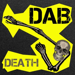 DAB DEATH YELLOW / Yellow dab of death - Jersey Beanie