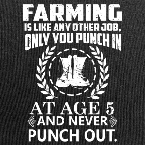 Farming agriculture - Jersey Beanie