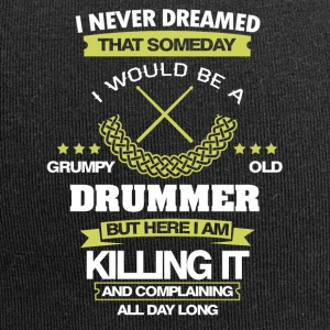 Drummer cool sayings - Jersey Beanie