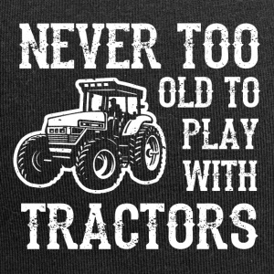 tractors - Jersey-Beanie