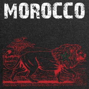 Nation-Design Morocco Lion - Jersey-Beanie