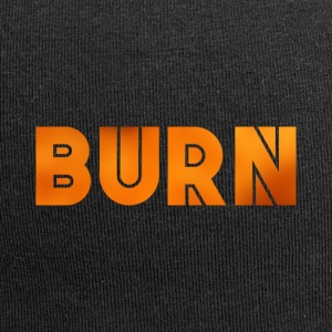 BURN - Bonnet en jersey