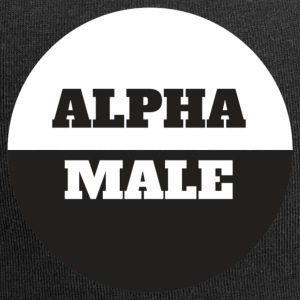 alpha Male - Bonnet en jersey