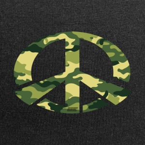 Peace - Camo Edition - Jersey Beanie