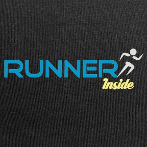 Gift for runners - Jersey Beanie