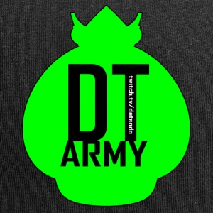 DT GREEN ARMY - Bonnet en jersey