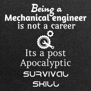 Mechanical engineer its a post apocalyptic skill - Jersey-Beanie